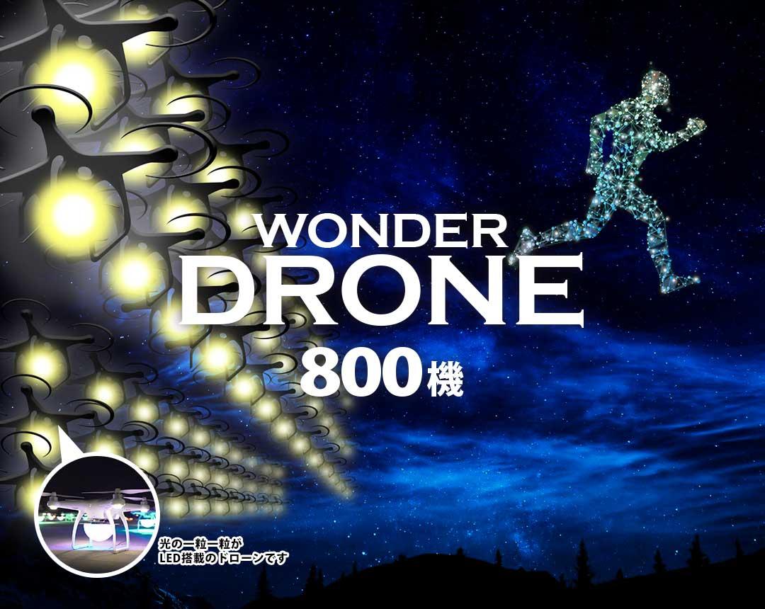WONDER DRONE